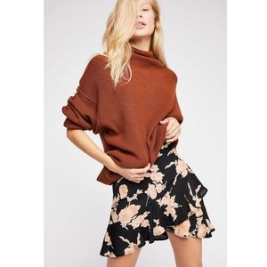Free People Softy Structured Turtleneck